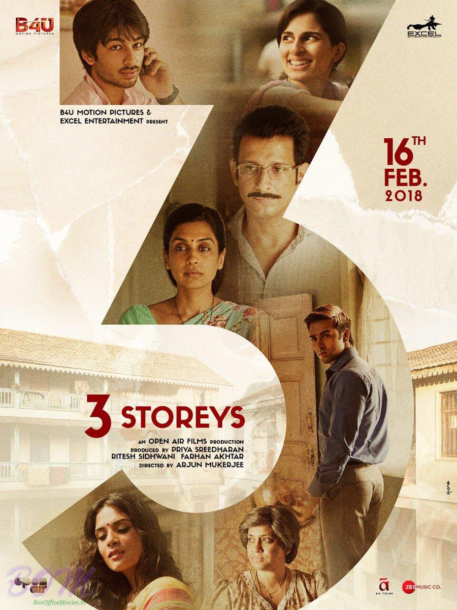 3 Storeys movie trailer looks cramped